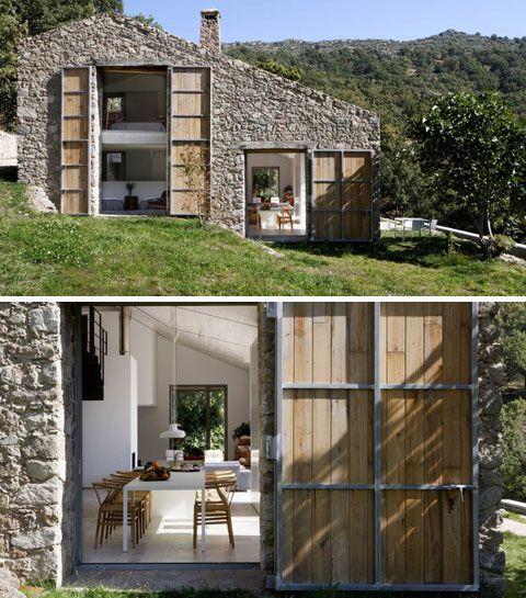 Eco Home Design Ideas: A Beautiful Estate In Extramadura, Spain