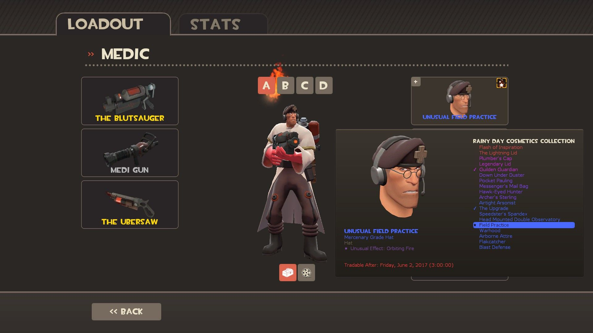 Tf2 toon effects