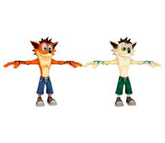 Image Result For Crash Bandicoot T Pose Crash Bandicoot Bandicoot Zelda Characters