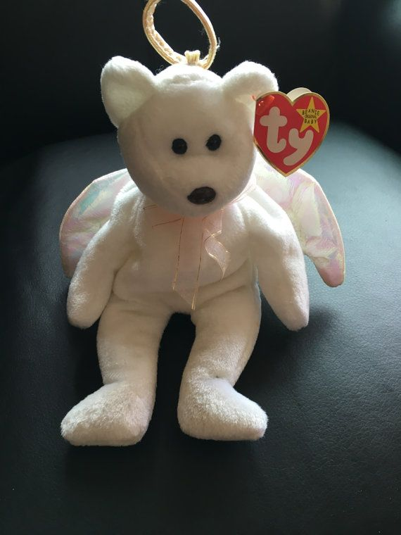 0d2880d5020 TY Original Beanie Baby Halo by VintageByFrias on Etsy
