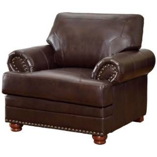 Check out the Coaster Furniture 504413 Colton Traditional Living Room Chair priced at $386.00 at Homeclick.com.