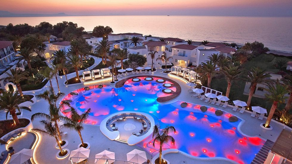 Amazing Wedding Resorts In Greece Host Your Destination How About A Honeymoon Right After