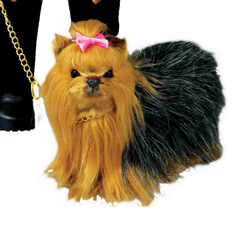 18 Doll Pet Adorable Yorkie Designed For Madame Alexander Dolls