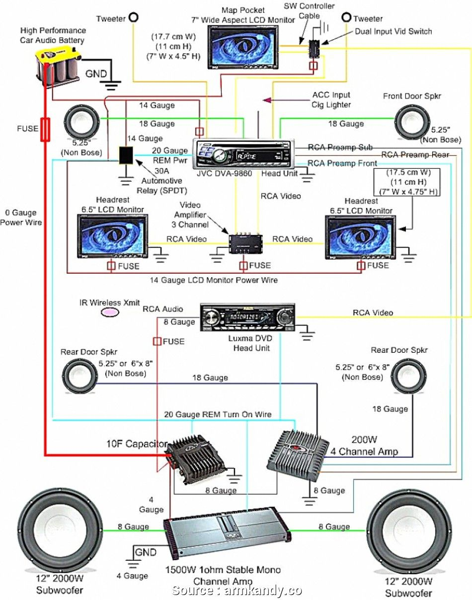Co 4 Pin Wiring Diagram