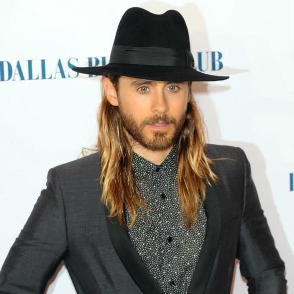 Jared Leto Keen On Continuing Movie Career After 'Dallas Buyers Club' Success (WATCH) - Celebrity Gossip, News & Photos, Movie Reviews, Competitions - Entertainmentwise
