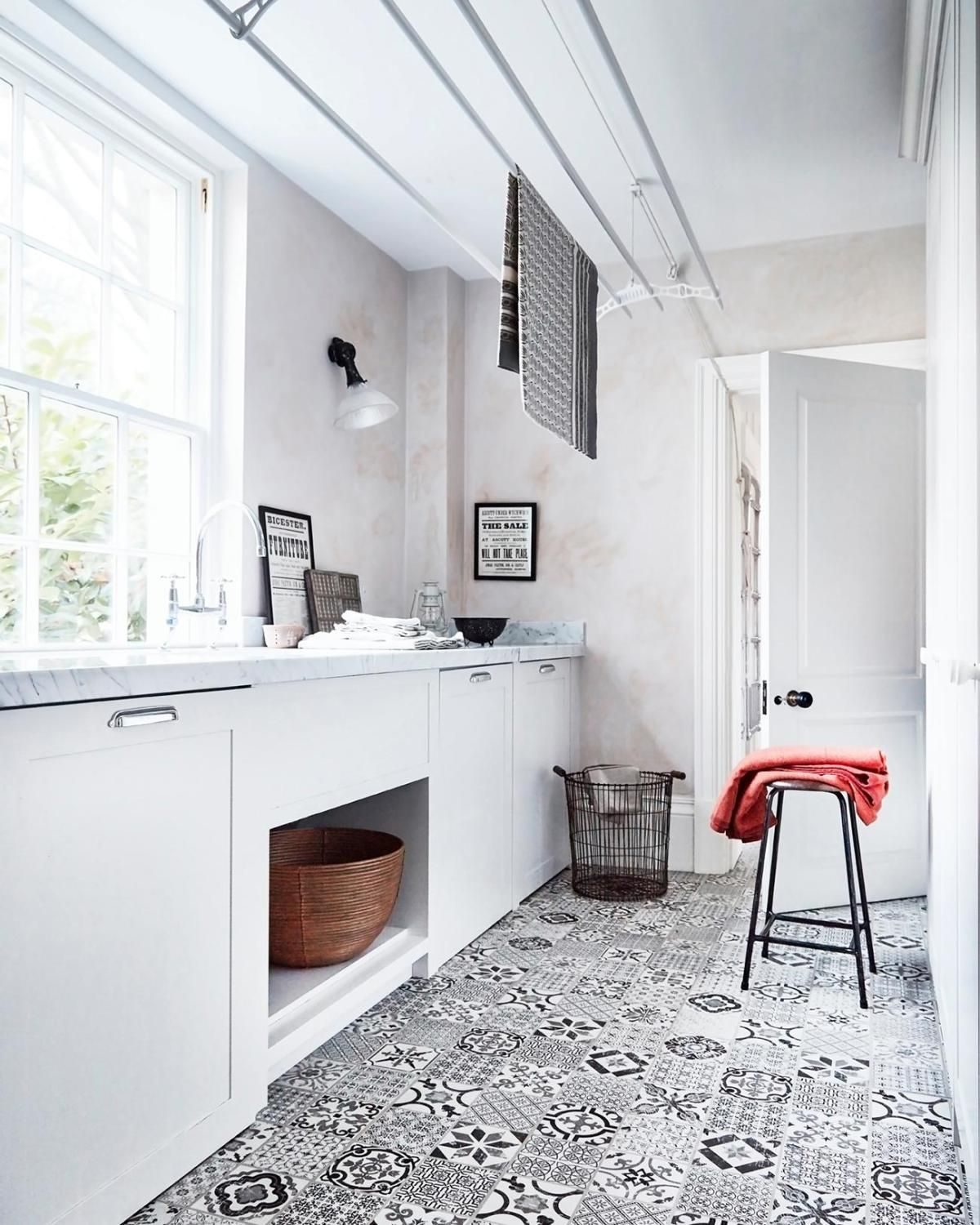 A utility room is a big little extra Utility room