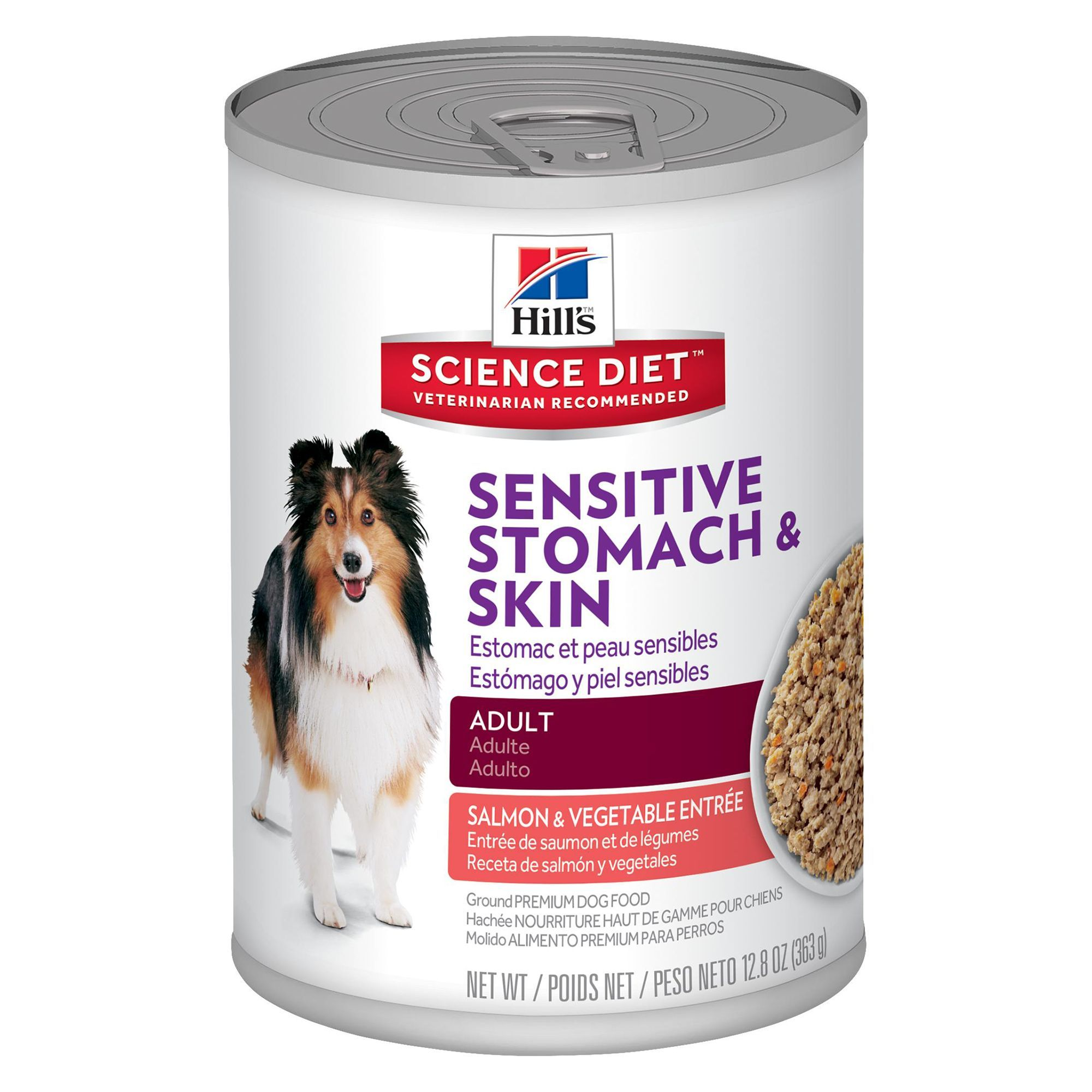 Hills science diet sensitive stomach and skin adult dog