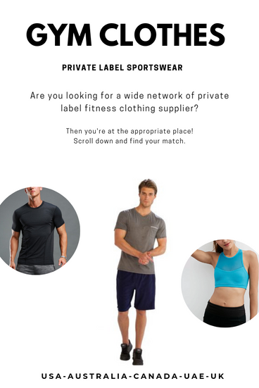 private label activewear usa private label workout clothes