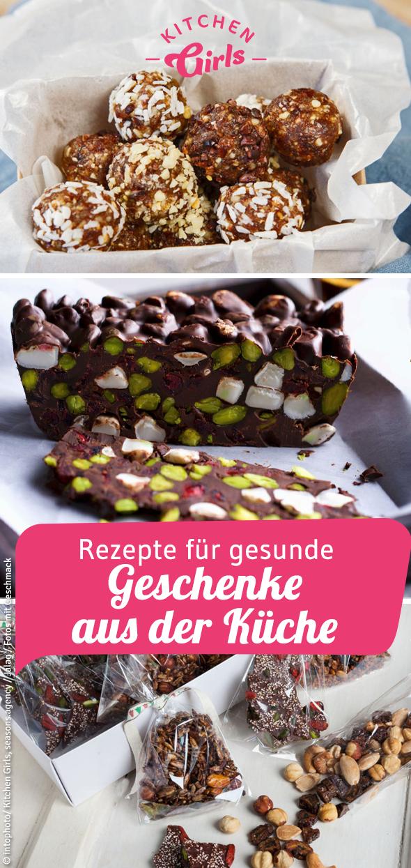 Geschenke aus der Küche: Gesunder Adventskalender | Kitchen Girls