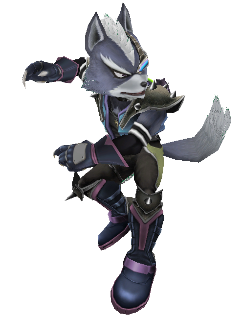 Wolf O Donnell Render By War9000 D5d8qh2 Png 495 655