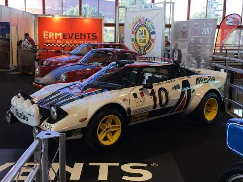 Lancia Stratos HF  Sandro Munari / Silvio Maiga  Classic Auto @...