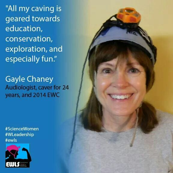 All My Caving Is Geared Towards Education Conservation Exploration