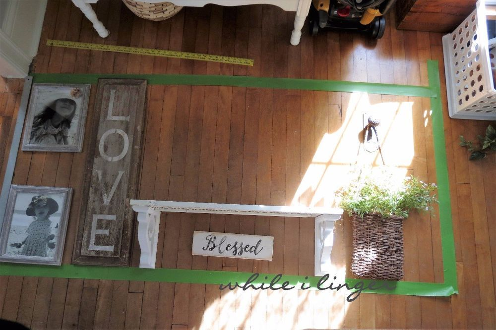 Gallery Wall Tutorial | Ideas for the home | Rooster ...