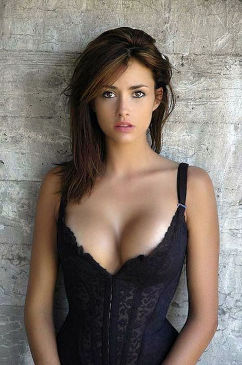 World most beautiful breast