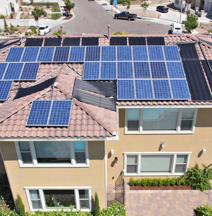 Power Your Home With A Solar Energy System With Images Residential Solar Solar Solar Pool Heating