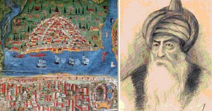 TARİH /// İhtişam Çağının Tanığı ve Tarihçisi : Matrakçı Nasuh