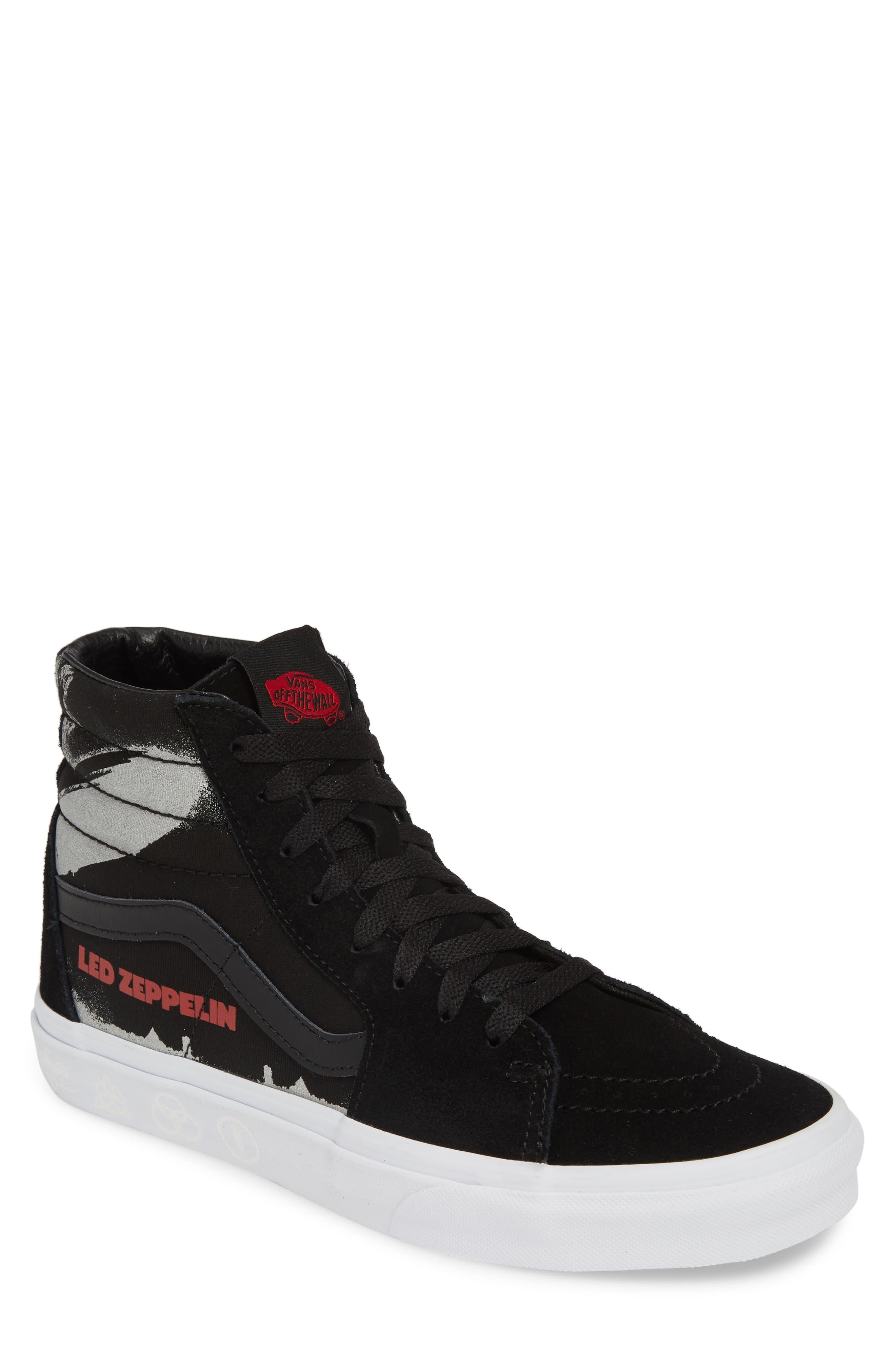 Vans x Led Zeppelin Sk8 Hi Sneaker (Men