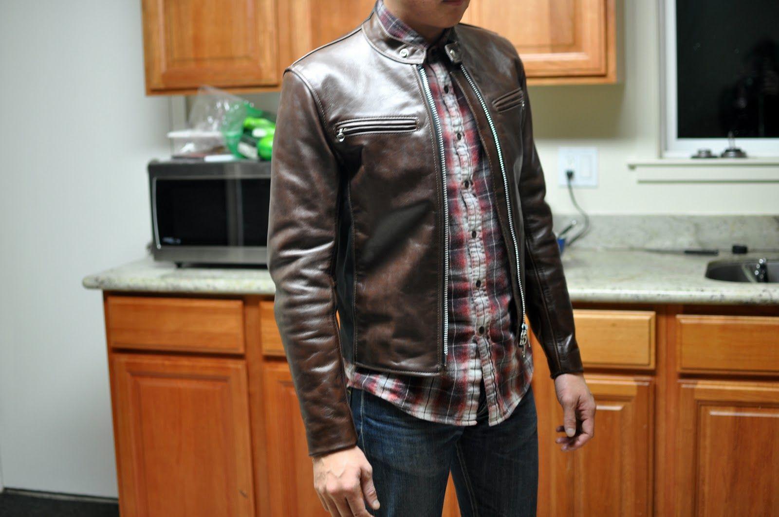 Vanson Leather Jacket Clothes Fashion Leather Jacket [ 1063 x 1600 Pixel ]