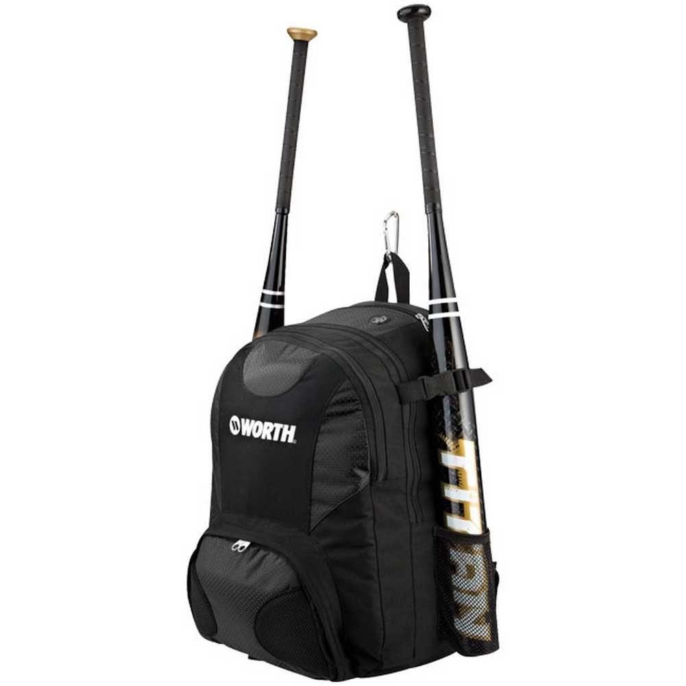 Worth Equipment Bat Pack Backpack Baseball Softball Bag Color Choices Backpk