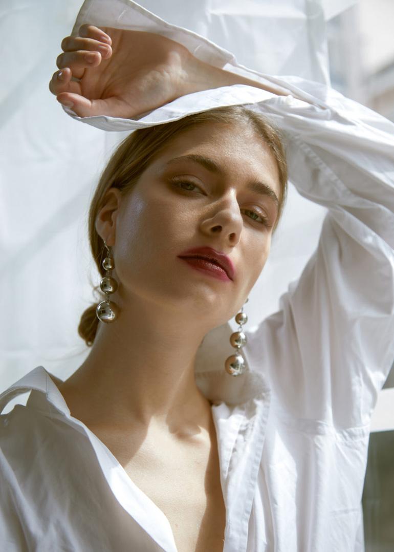 Photo of Dangling earrings – Les Trouvailles d'Elsa