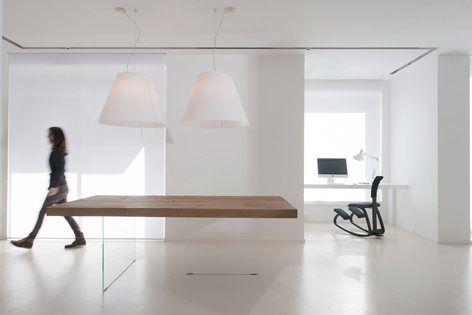 Tavolo Lago ~ Tavolo air lago minimal interior design dining room ideas