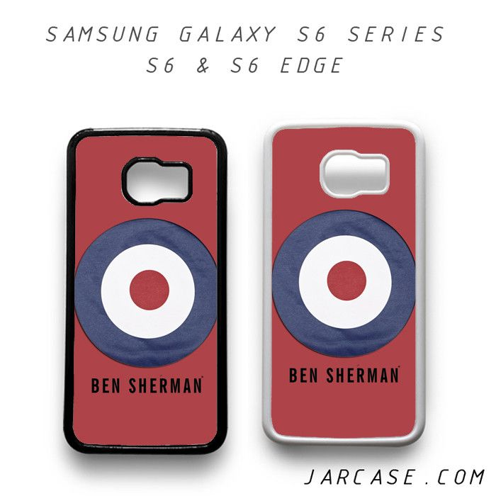 new style 17492 cfbd7 ben sherman target Phone case for samsung galaxy S6 & S6 EDGE | Ben ...