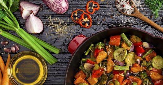 Veloce, facile e salutare: 10 ricette vegetariane