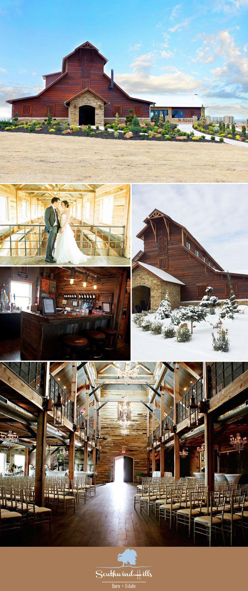 Luxe Location Southwind Hills Oklahoma Wedding Venues Barn Wedding Venue Barn Venue