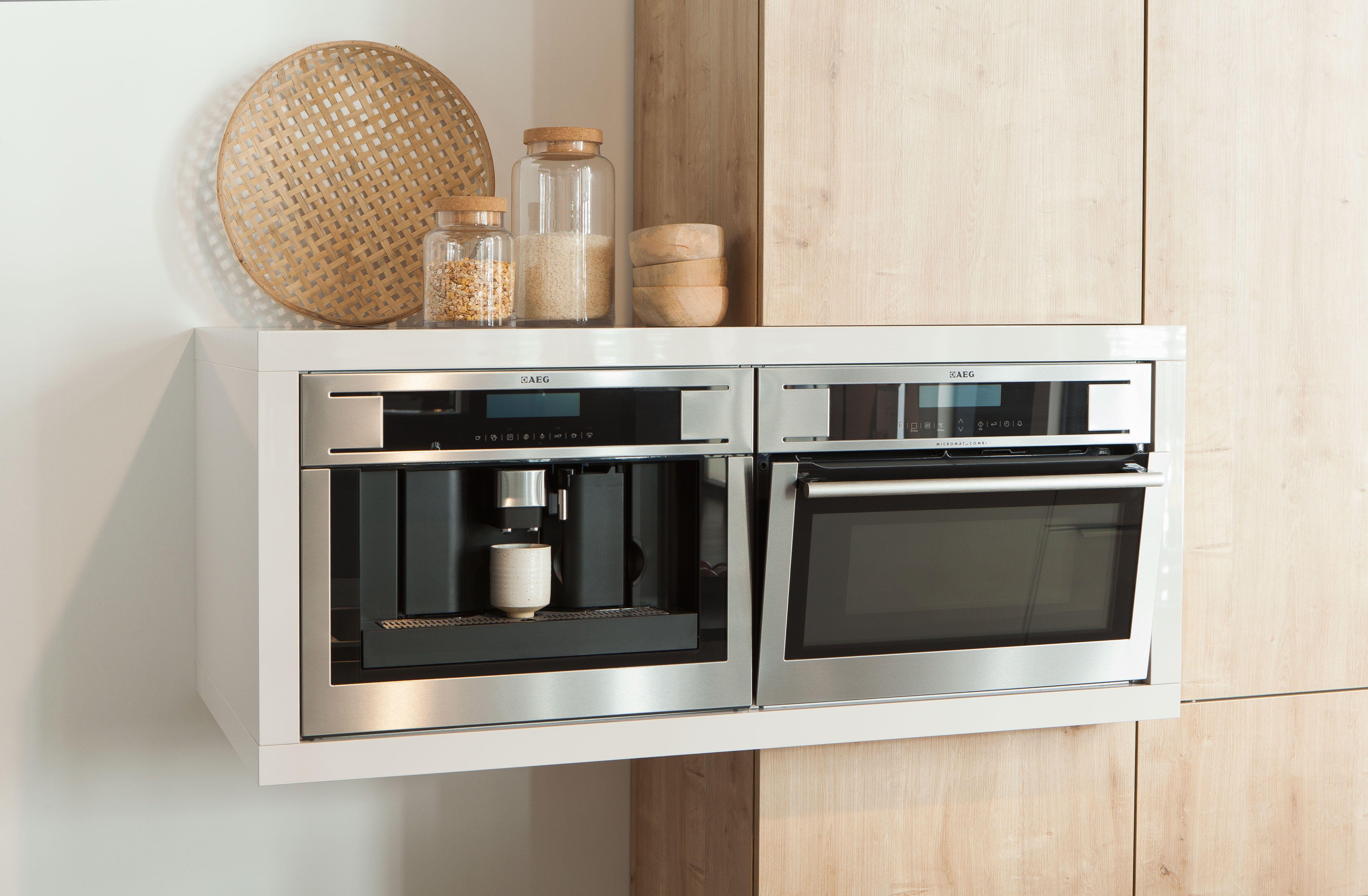 Kastjes Open Keuken : A kleine keuken open kasten keukenwarenhuis