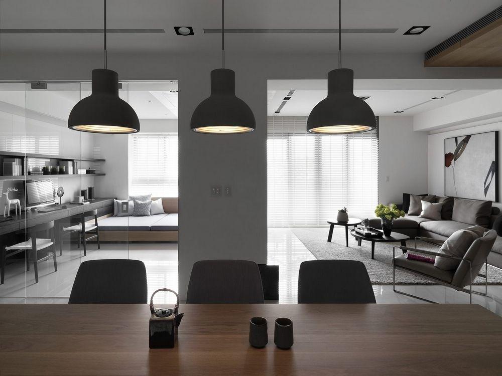 Urban Style HongKong Interior Design Ideas Private Designers