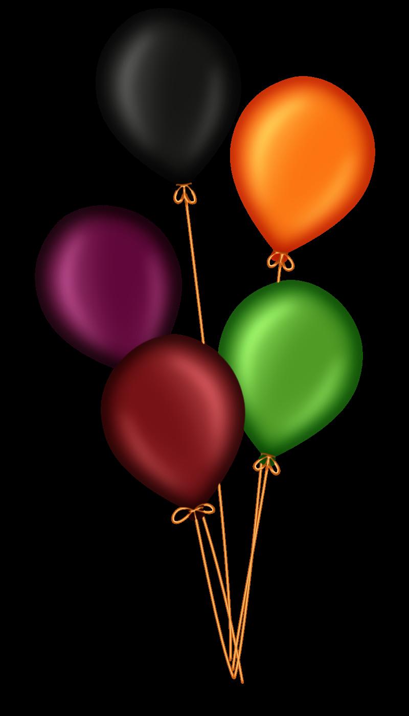 Balloons Birthday Cake Topper Printable Balloons Balloon Gift