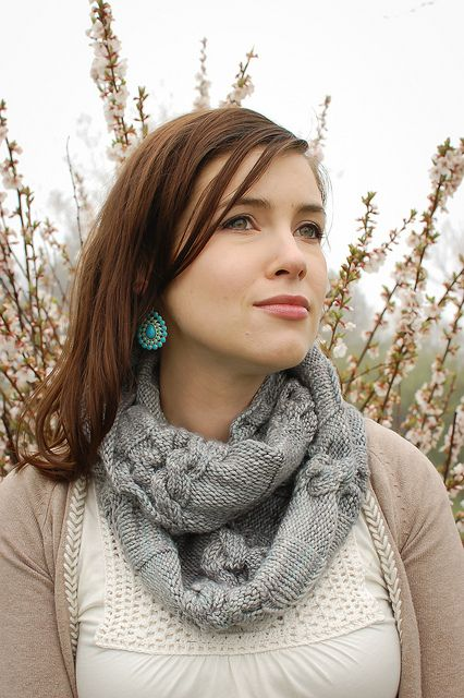 Alluvial Layer Cowl by   Tanis Fiber Arts