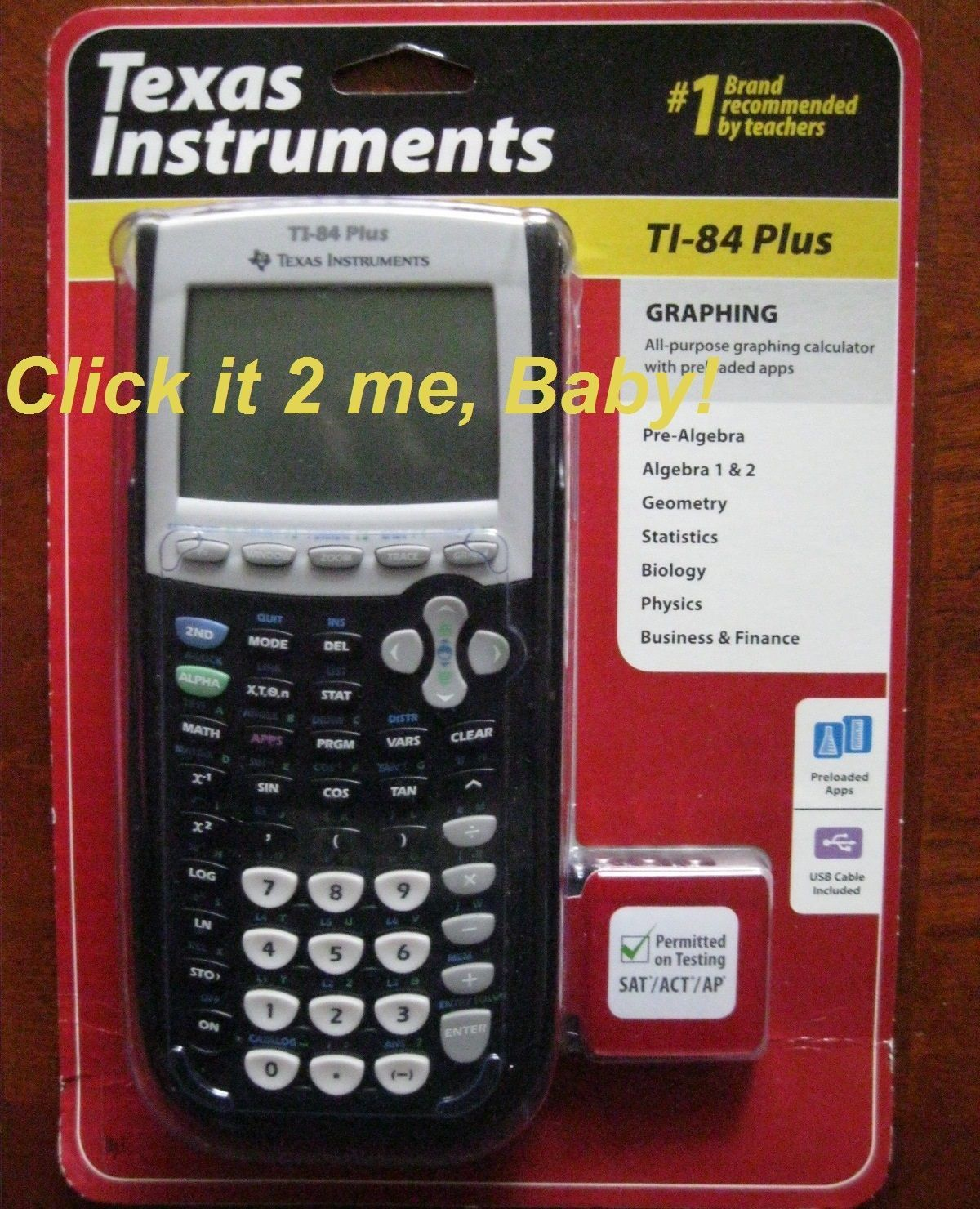 Ti-84 Plus LATEST Model Texas Instruments Graphing
