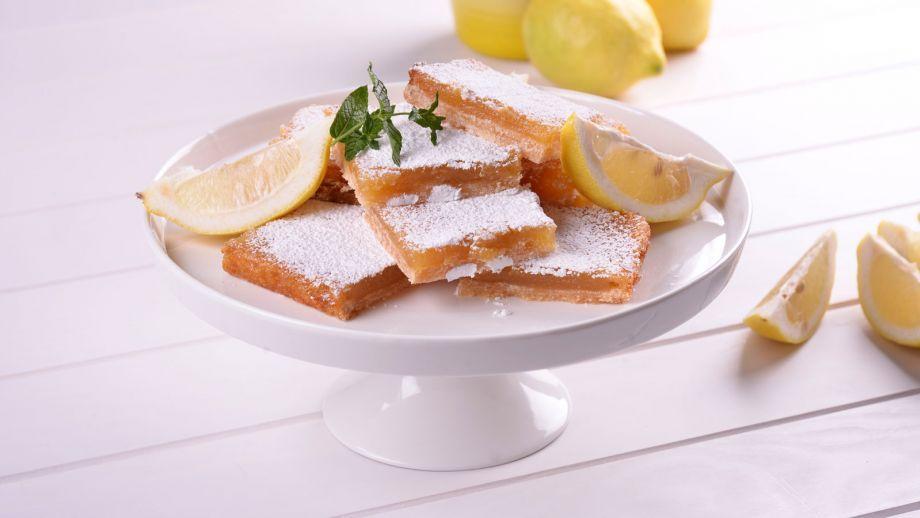 Cuadraditos de lim n gonzalo d 39 ambrosio receta canal - Canal cocina thermomix ...