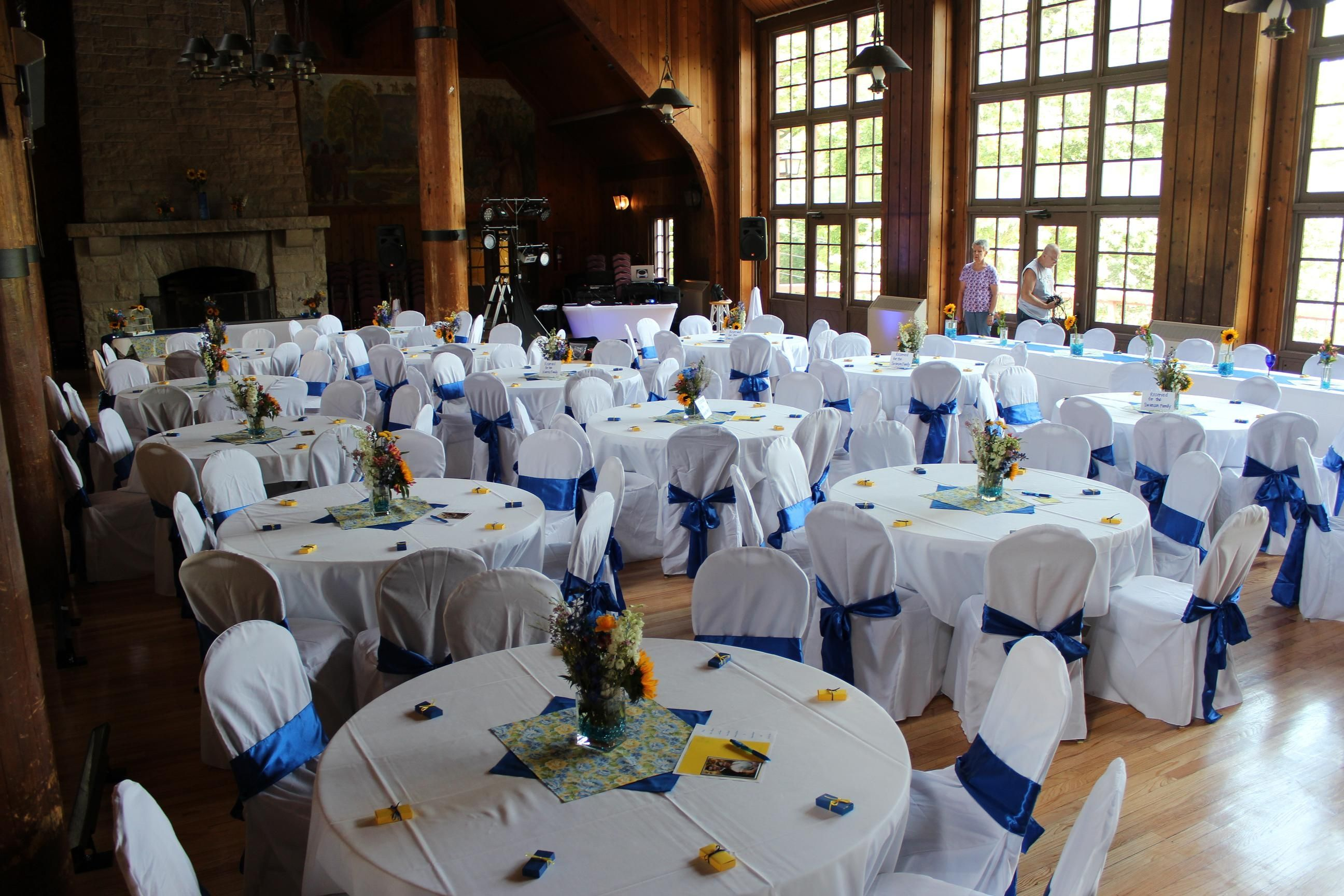 Wedding Chair Cover And Sash Rentals