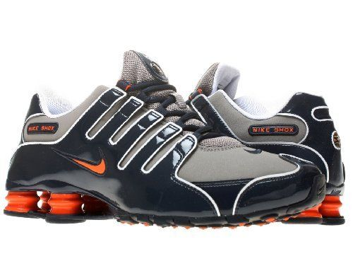 best authentic f52fe 116b4 ... discount code for chaussure nike shox nz homme nike shox nz mens  running shoes 378341 480 norway og blanc chaussures noir ...