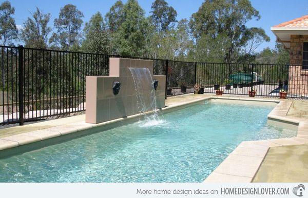 Home Lap Pool Design
