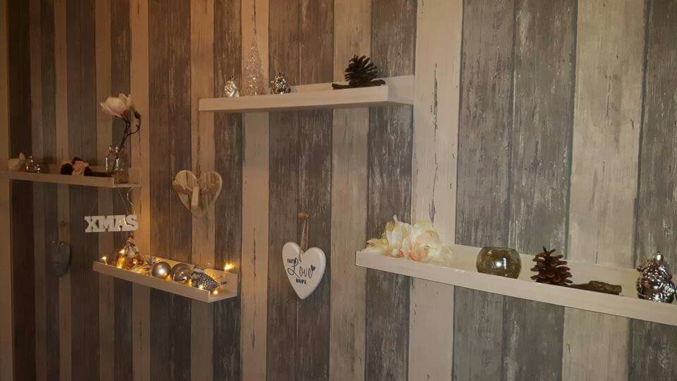 Foto Behang Hout.Behang Hout Look Van De Action Houten Behang Hout En