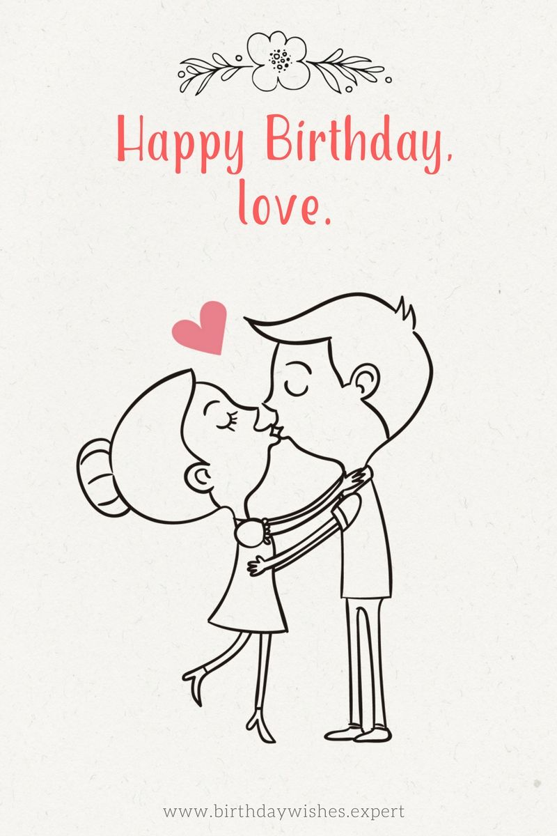 A Love Words Can T Express Happy Birthday Love Birthday Wishes