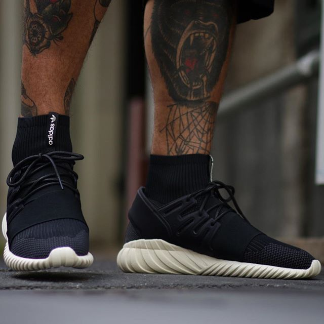 Adidas Originals Tubular Doom Primeknit 'Pale Nude'
