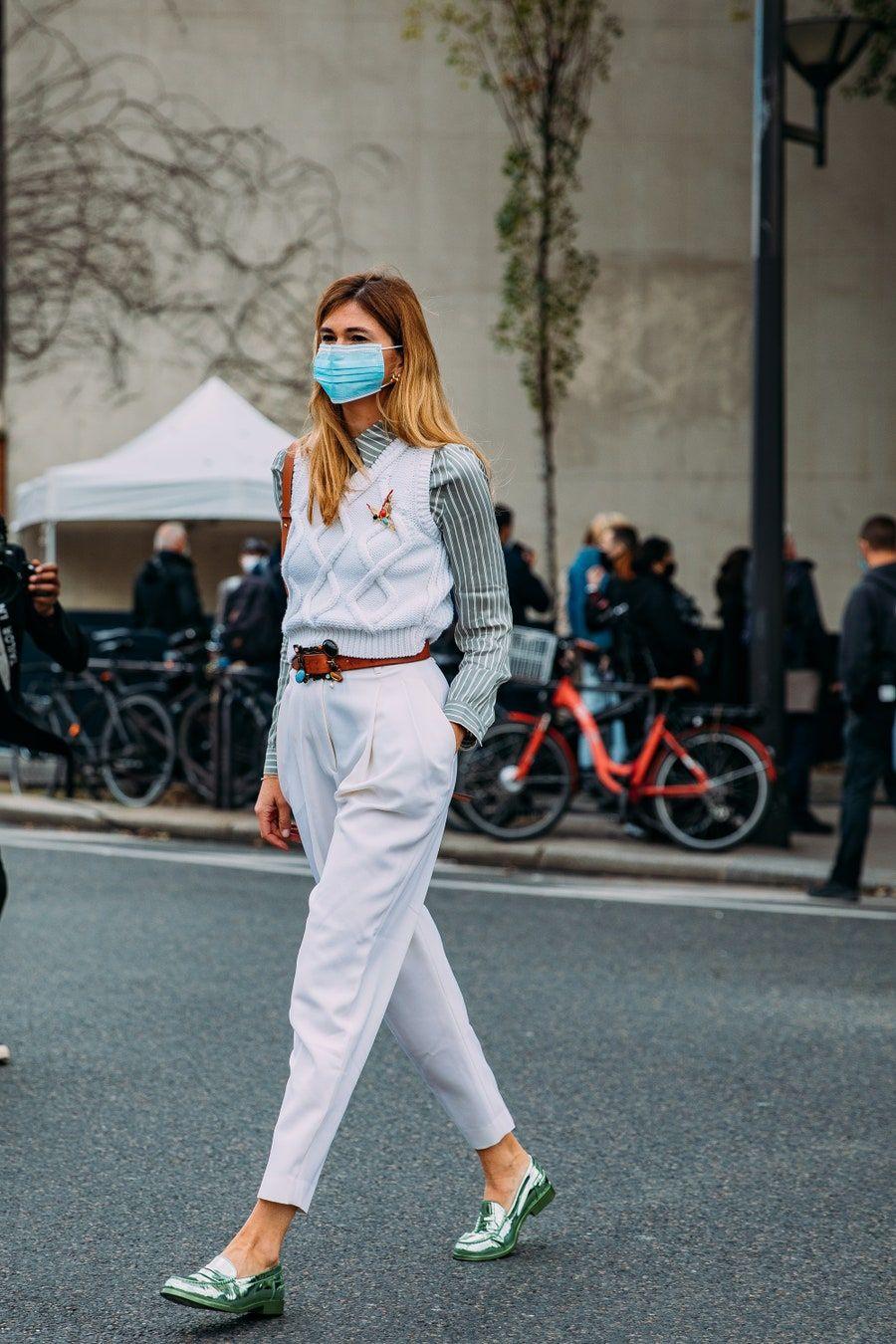 The Best Street Style From Paris Fashion Week Spri