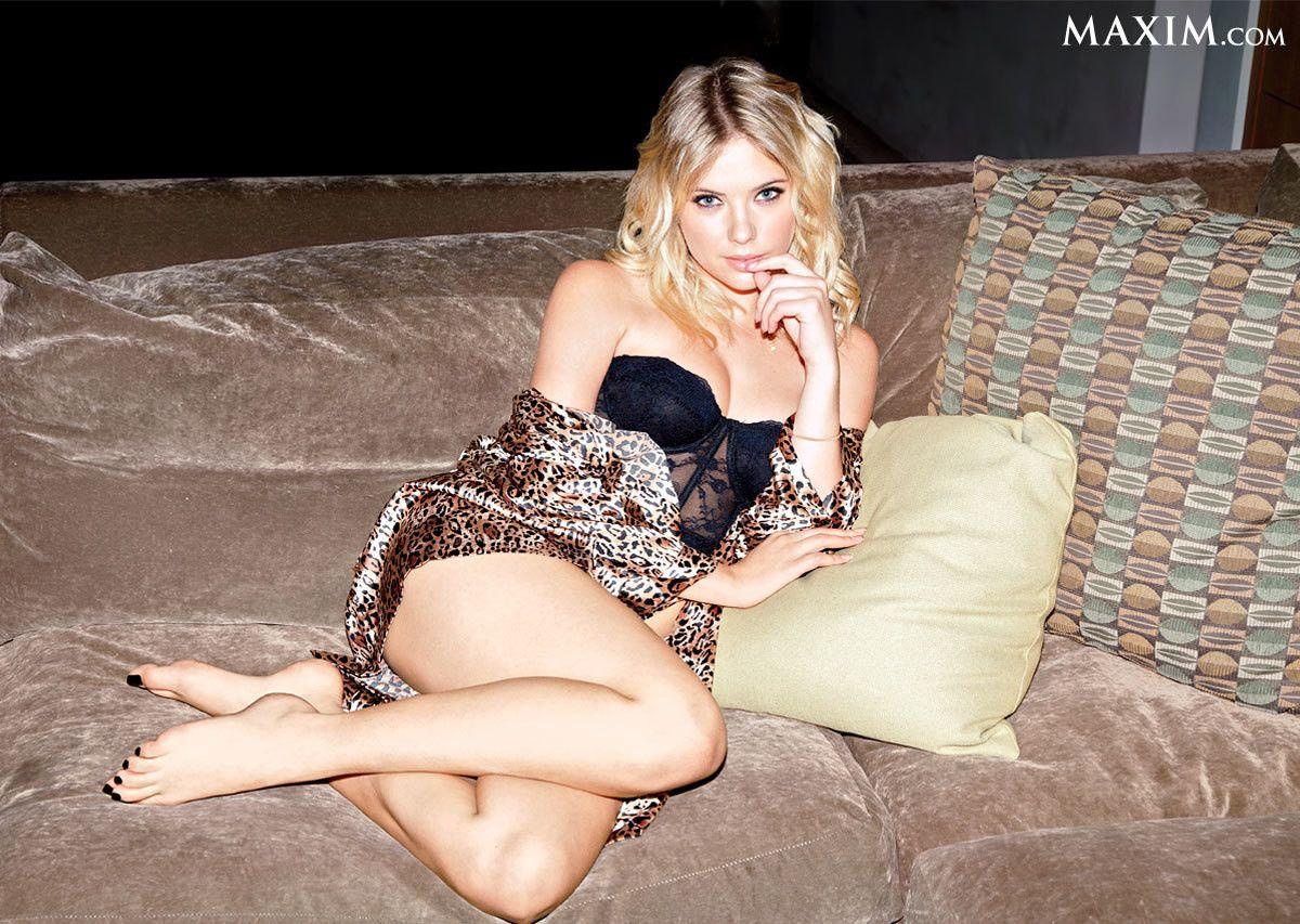 Leaked Ashley Benson nude photos 2019