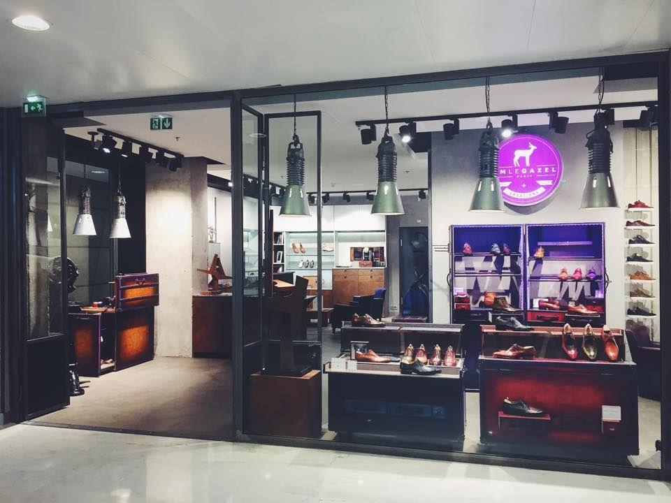 Nouvelle boutique - Palais de Congrès | JM Le Gazel - Paris | Pinterest