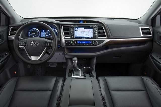 2016 Toyota 4runner Interior
