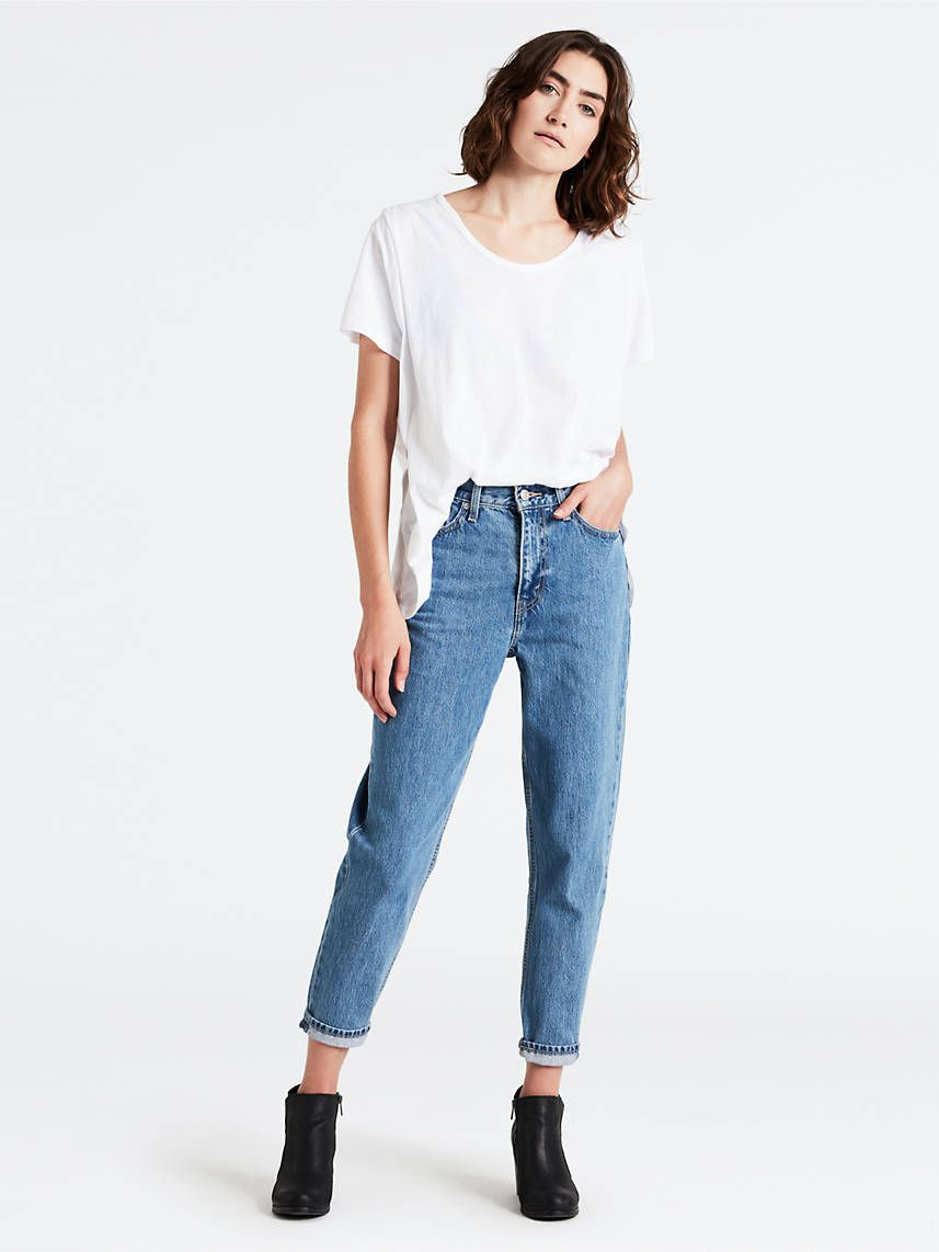 b9547782b20823 Extra Mom Jeans | Save up for | Jeans, Mom jeans, Women's fashion ...