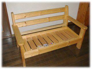 ベンチソファーの作り方 Decor Outdoor Furniture Furniture
