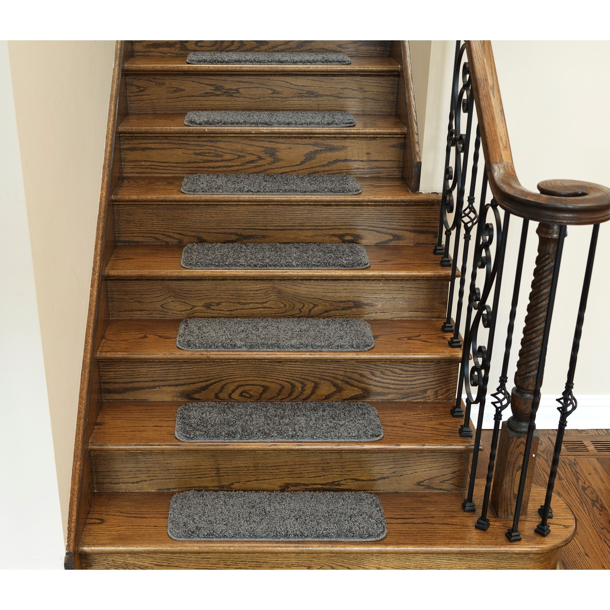 Best Sweethome Stores Non Slip Sh*G Carpet Stair Treads 5 Pack 400 x 300