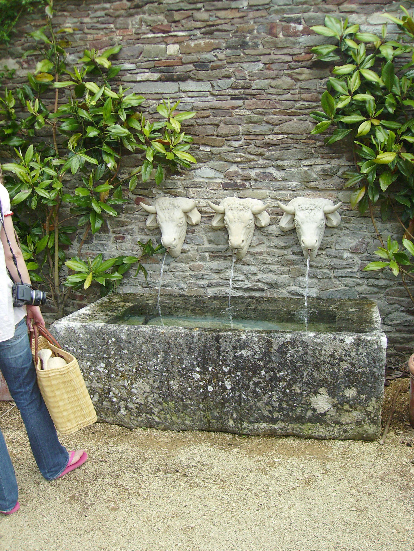 Stone Water Trough