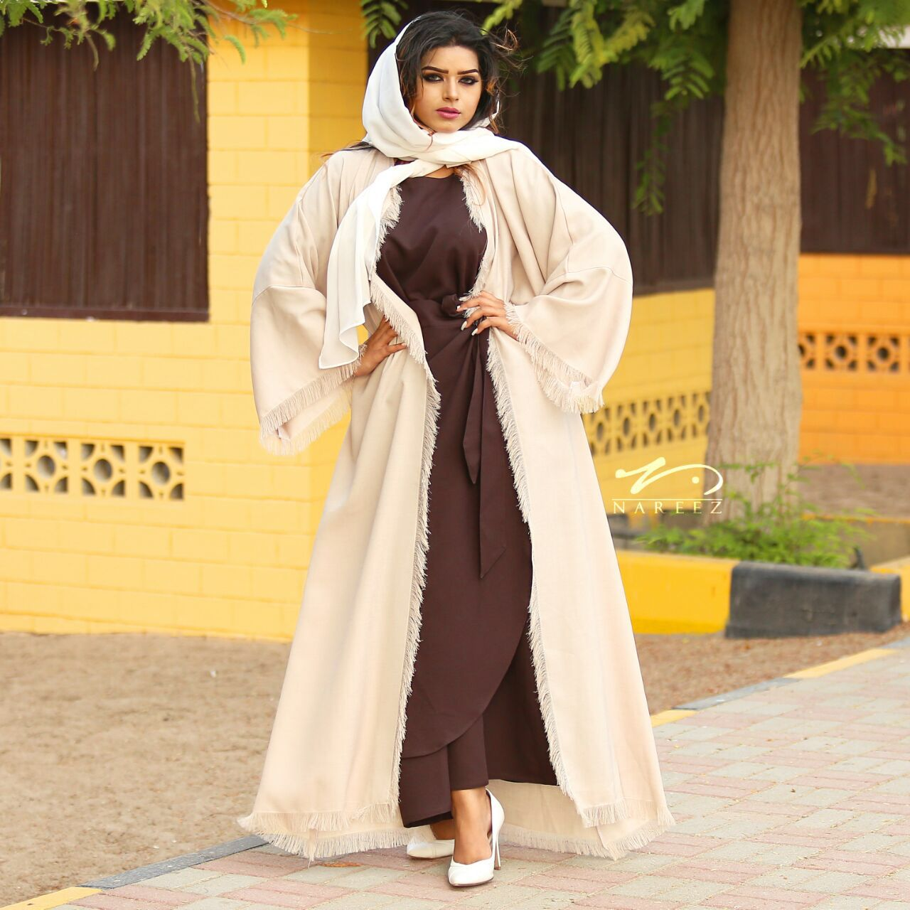 69bde2212 عبايات عملية ناريز بوتيك   Nareez   Fashion dresses, Fashion, Dresses