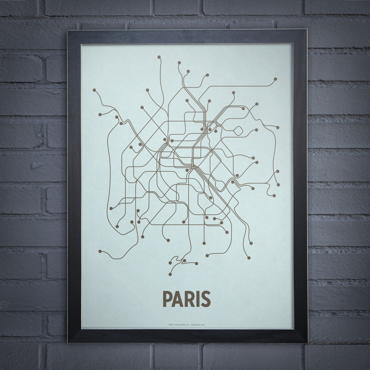 Lineposters. | Office Inspiration by Laura Allen | Pinterest ...